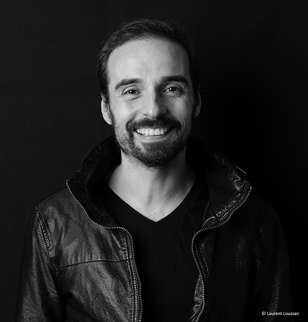 portrait artiste chanteur Jean-Baptiste Thamin © Laurent Loussan