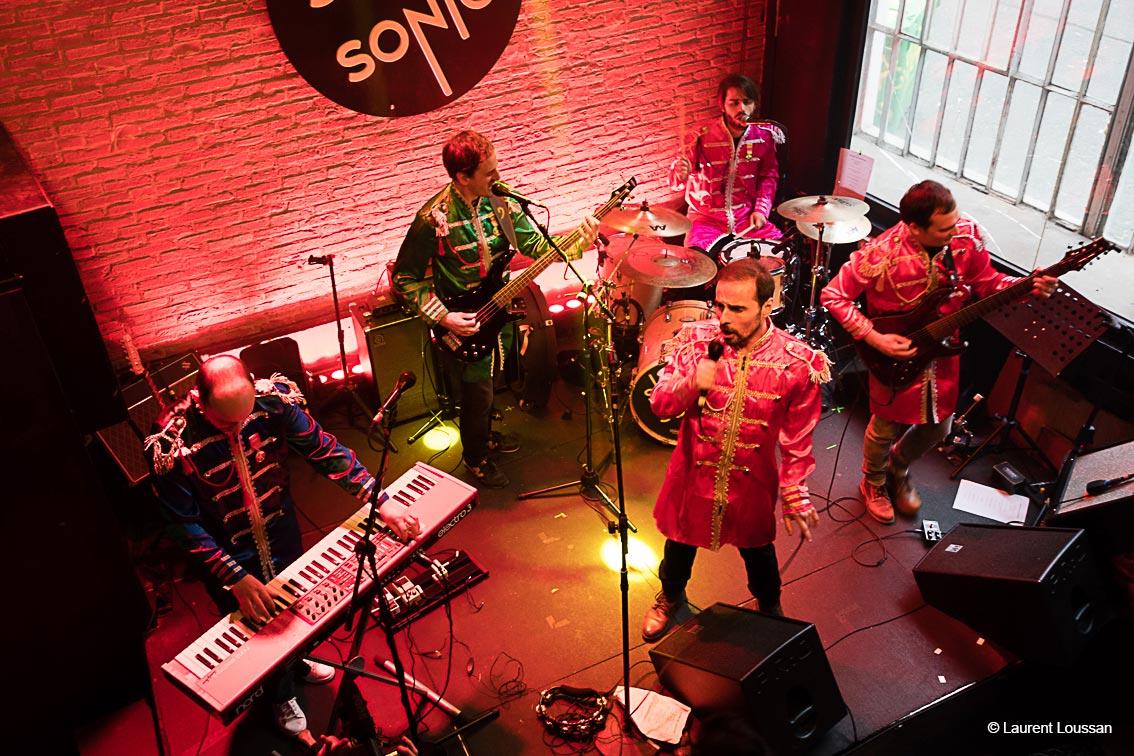photos concert Super Sonic Tribute Beatles JB Thamin ©Laurent Loussan
